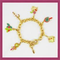 Christmas Everyday Charms Bracelet Set