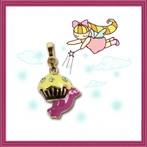 Little Fairy Cake Charm