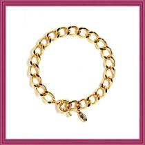 Gold Starter Charm Bracelet - Type B