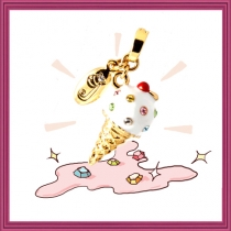 My Precious Ice-Cream Cone Charm