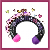 Roller Coaster Bangle - Power of Love Ride