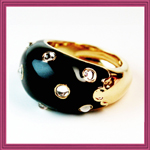 black ring small